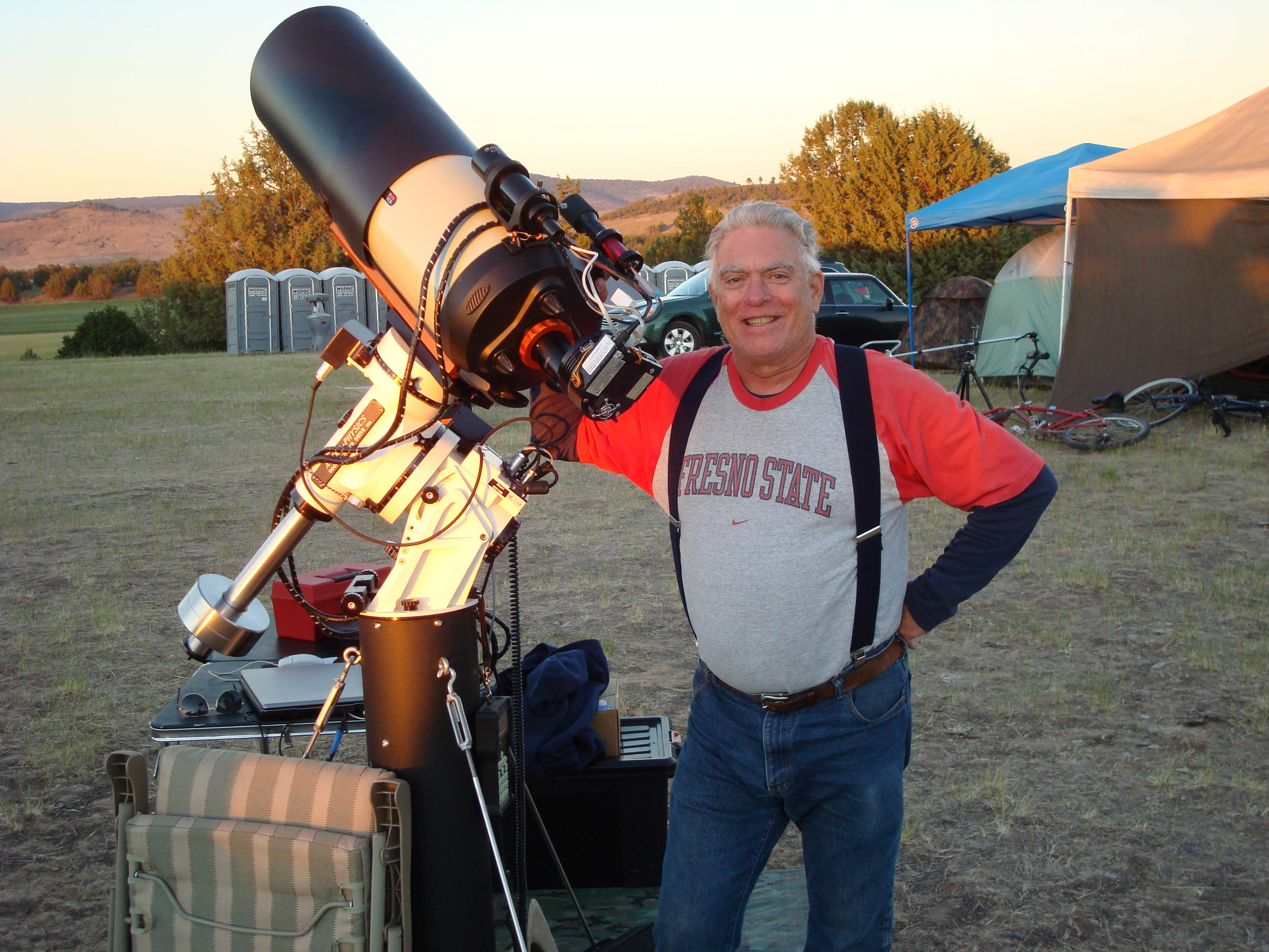 Golden State Star Party - June 2014