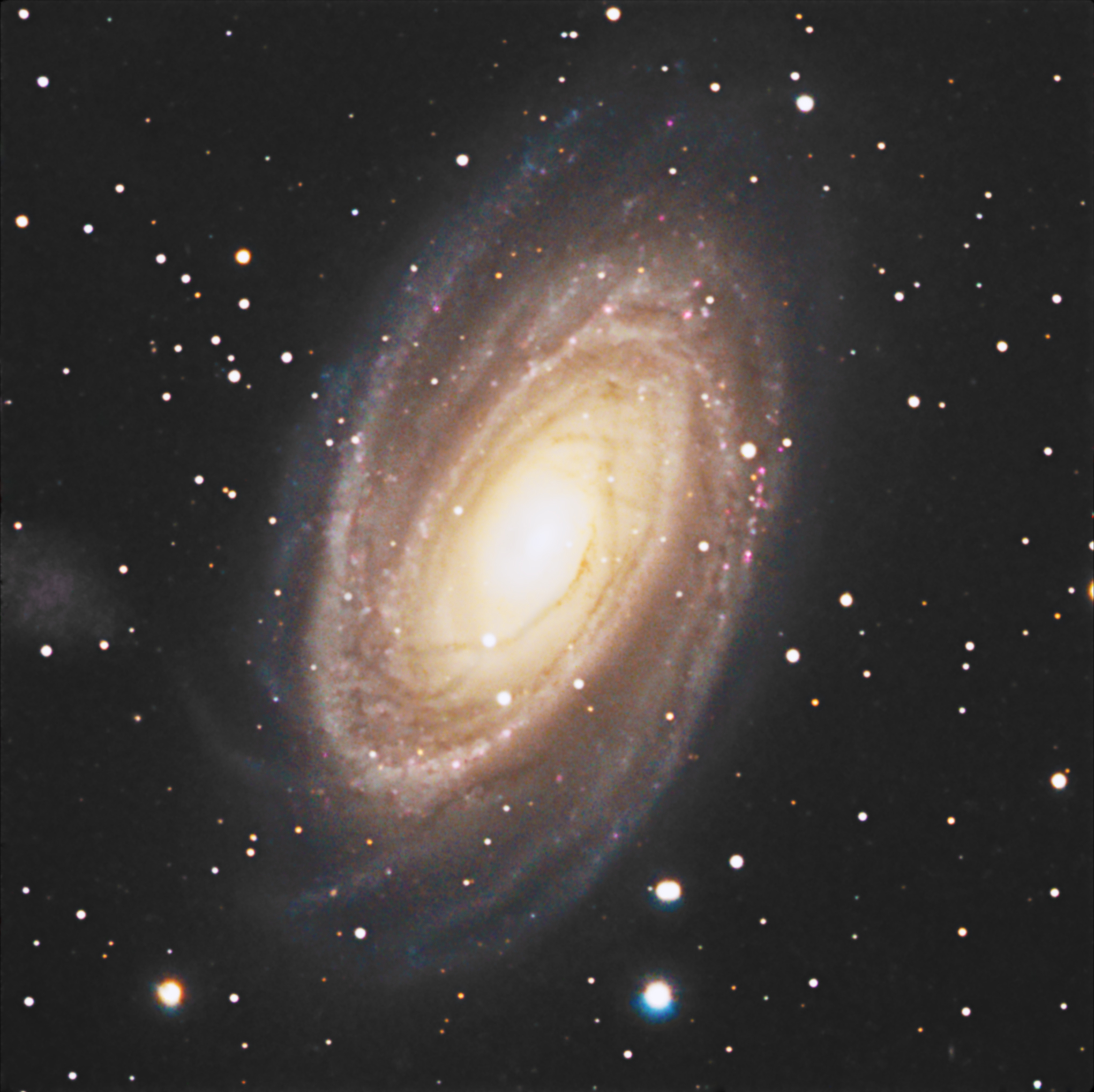 Messier 81 - Bode's Galaxy